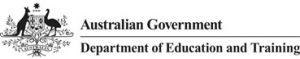 Dept Ed logo